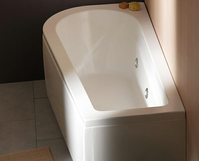 Vasca Da Bagno 150 80 : Vasche da bagno piccole ma funzionali magazine tempo libero