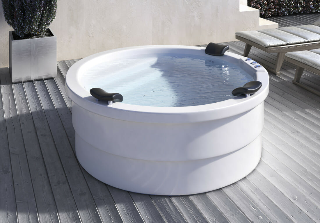 Vasca Da Bagno 100 60 : Orion vasca da bagno bagno bagno set pezzi cm blu