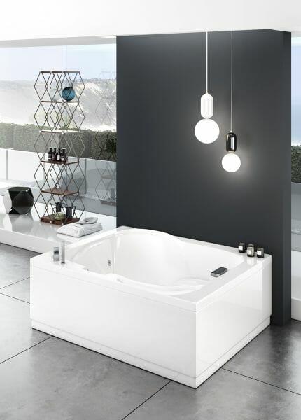 vasca da bagno 2 persone