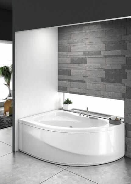 Vasca da bagno 150×100