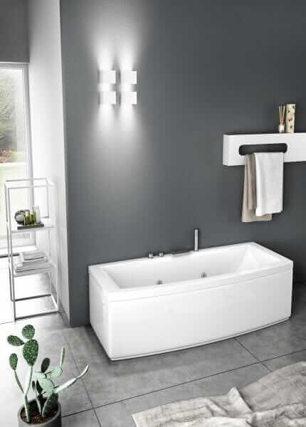 Vasca da bagno 170×70-85