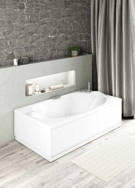 Vasca da bagno 2 persone 190×105